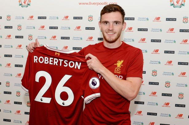 Liverpool-Unveil-New-Signing-Andrew-Robertson