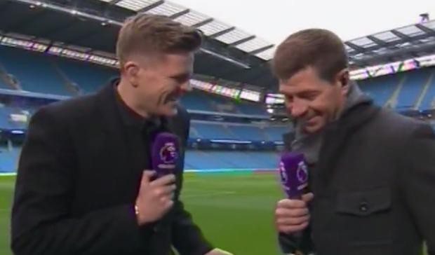 Gerrard puncit