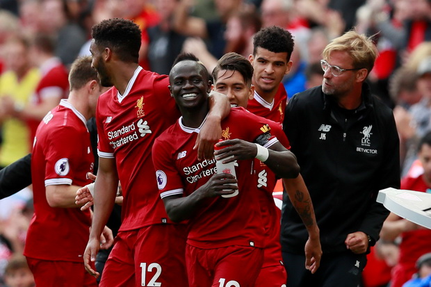 Premier League - Liverpool vs Crystal Palace